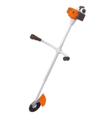STIHL Children's battery-operated toy brushcutter