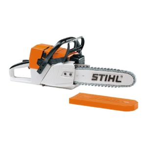 STIHL Children's battery-operated toy chainsaw