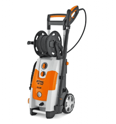 STIHL RE 143 PLUS Compact pressure washer