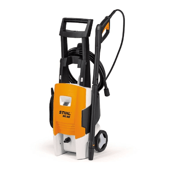 STIHL RE 98 Compact pressure washer