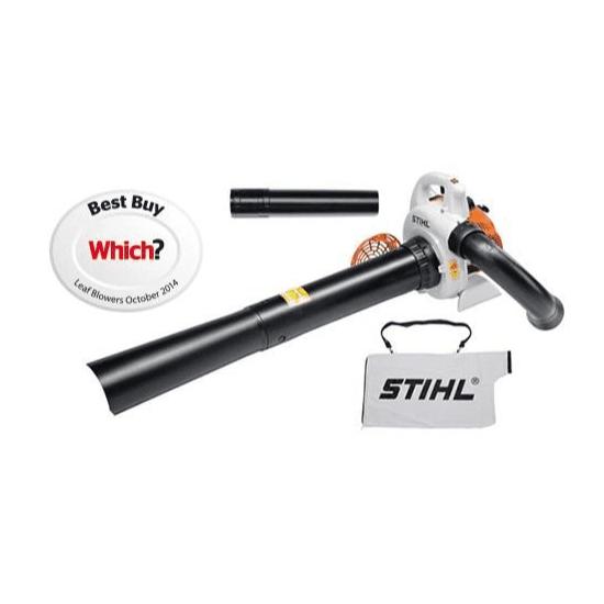 Stihl sh 56 c e vacuum shredder cardiff lawn garden - Stihl sh 56 ...
