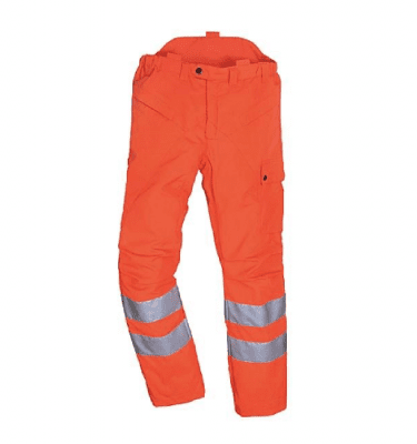 STIHL PPE High visibility trousers, design C class 1