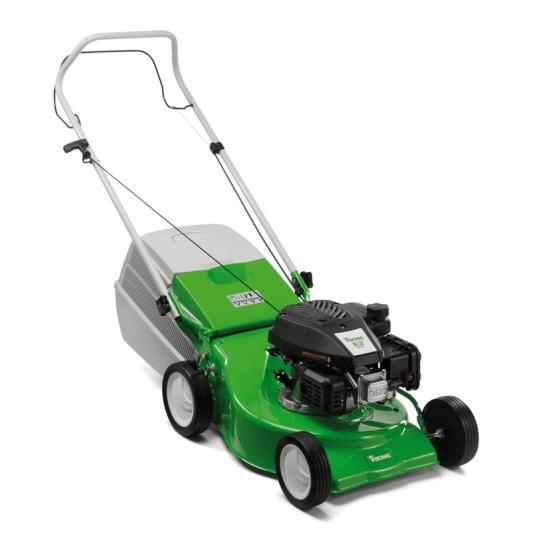 Viking mb248 lawn mower stihl