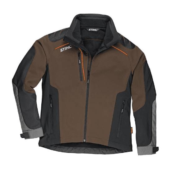 STIHL ADVANCED X-SHELL Jacket peat