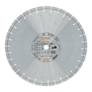 STIHL Diamond cutting wheel, hard stone concrete (SB)