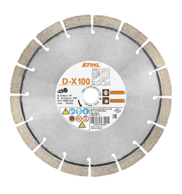 STIHL Diamond cutting wheel, universal (TSA 230)
