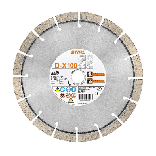 STIHL Diamond cutting wheel, universal (TSA 230)