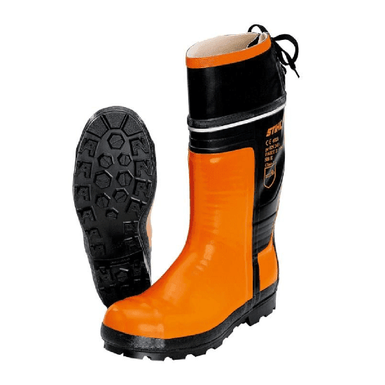 STIHL SPECIAL Chain saw rubber boots