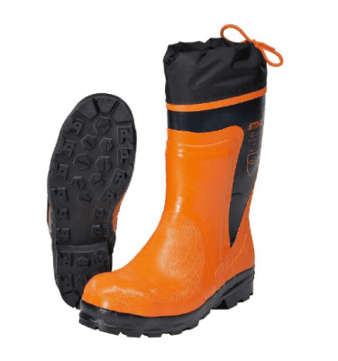 STIHL STANDARD chain saw rubber boots