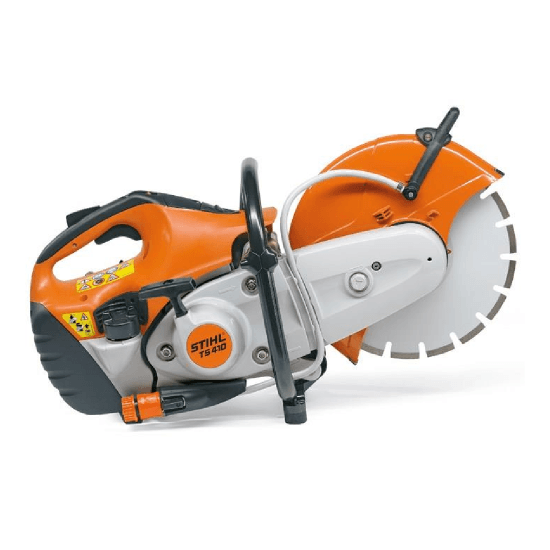 STIHL TS 410 Cut-off saw