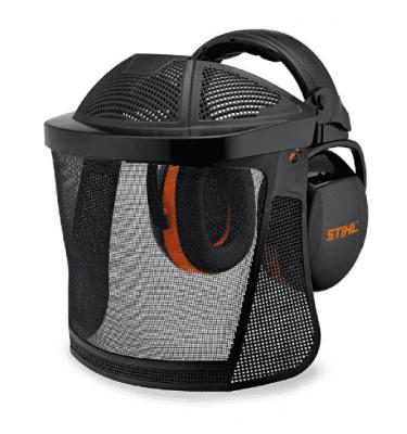 STIHL Face ear protection with nylon mesh visor