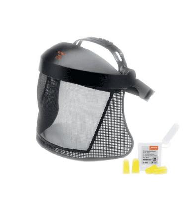 STIHL Short face ear protection with nylon mesh