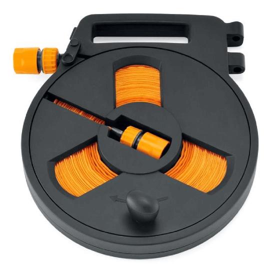 STIHL Flat textile hose with hose holder