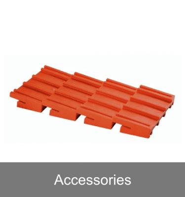 Brick jig accessories