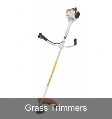 lightweight grass trimmers and brushcutters