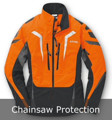 Chainsaw Protection
