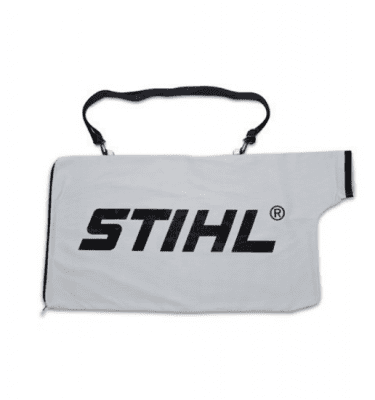 Dust-reducing collection bag