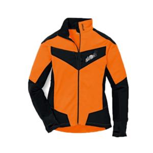 Dynamic fleece jacket