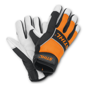 Stihl ADVANCE Ergo MS forestry work gloves