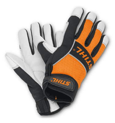 Stihl ADVANCE Ergo MS forestry work gloves