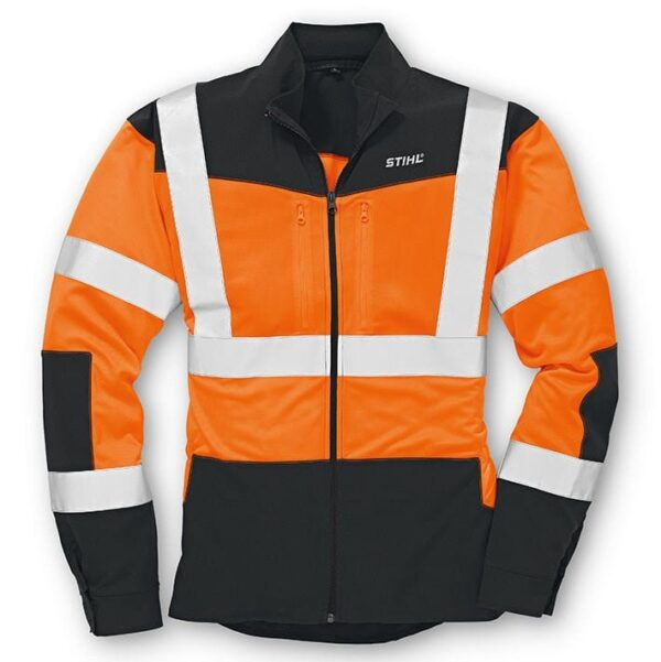VENT471 high visibility jacket